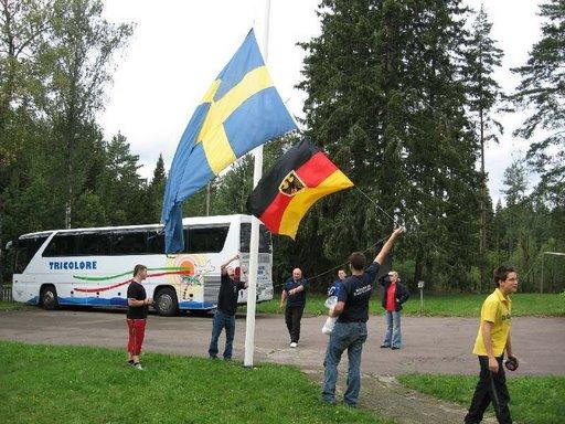 Ausflug Jugendfeuerwehr nach Schweden