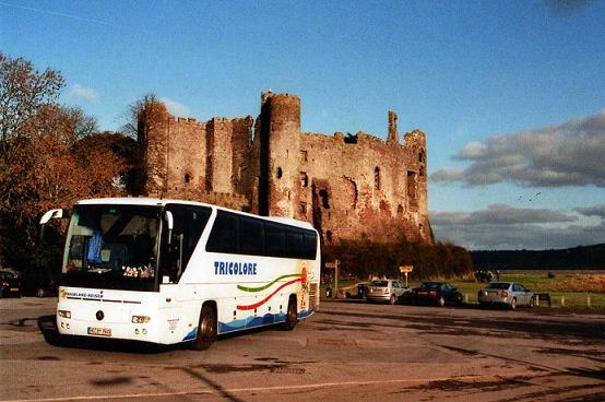 Ausflug in Wales/England